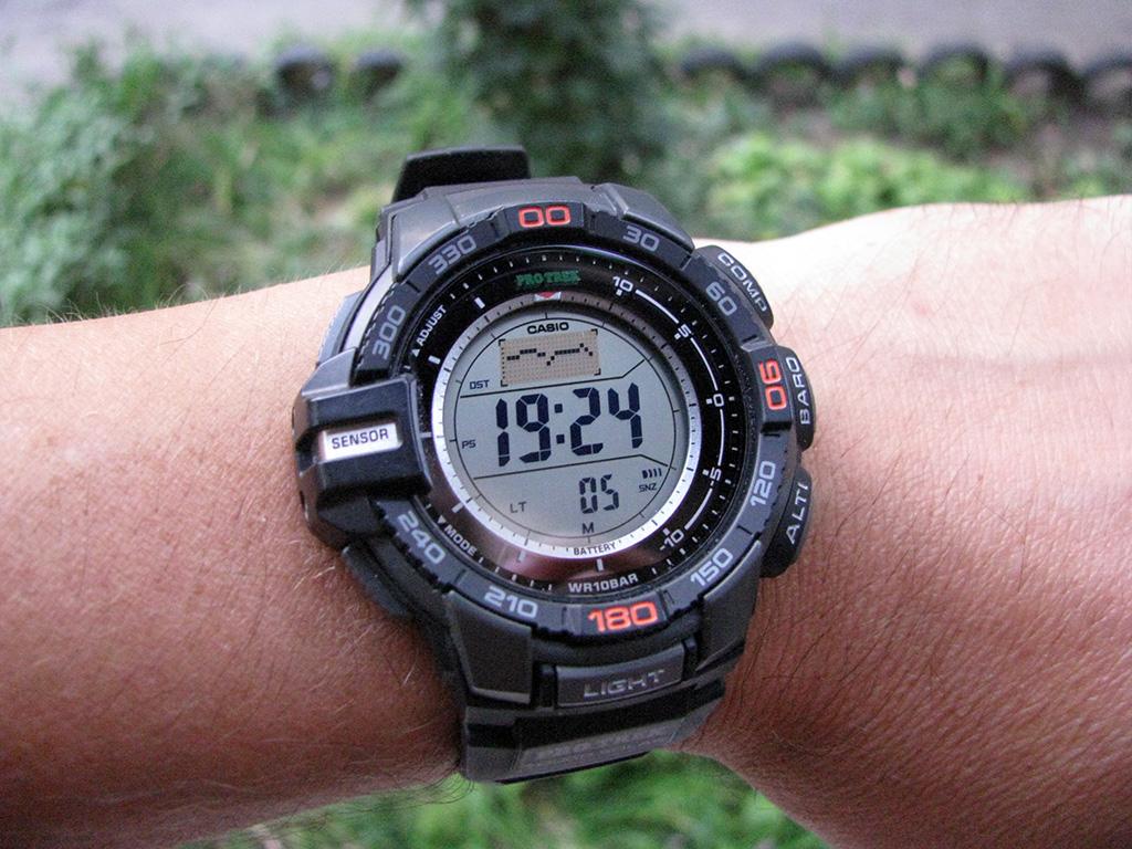 Casio ProTrek PRG-270-1 Watch ⋆ High Quality Watch Gallery 5a89ddad30