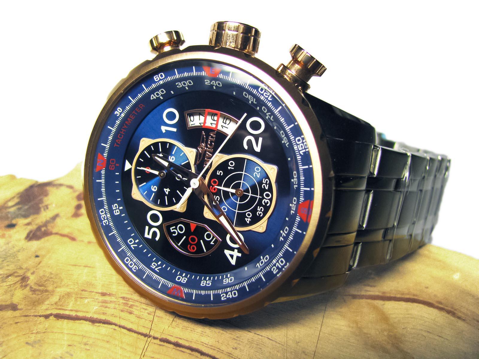 Invicta 17203 AVIATOR Heavy weight watch