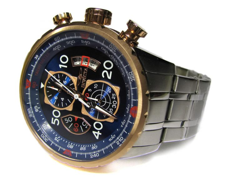 Invicta 17203 AVIATOR Heavy weight watch