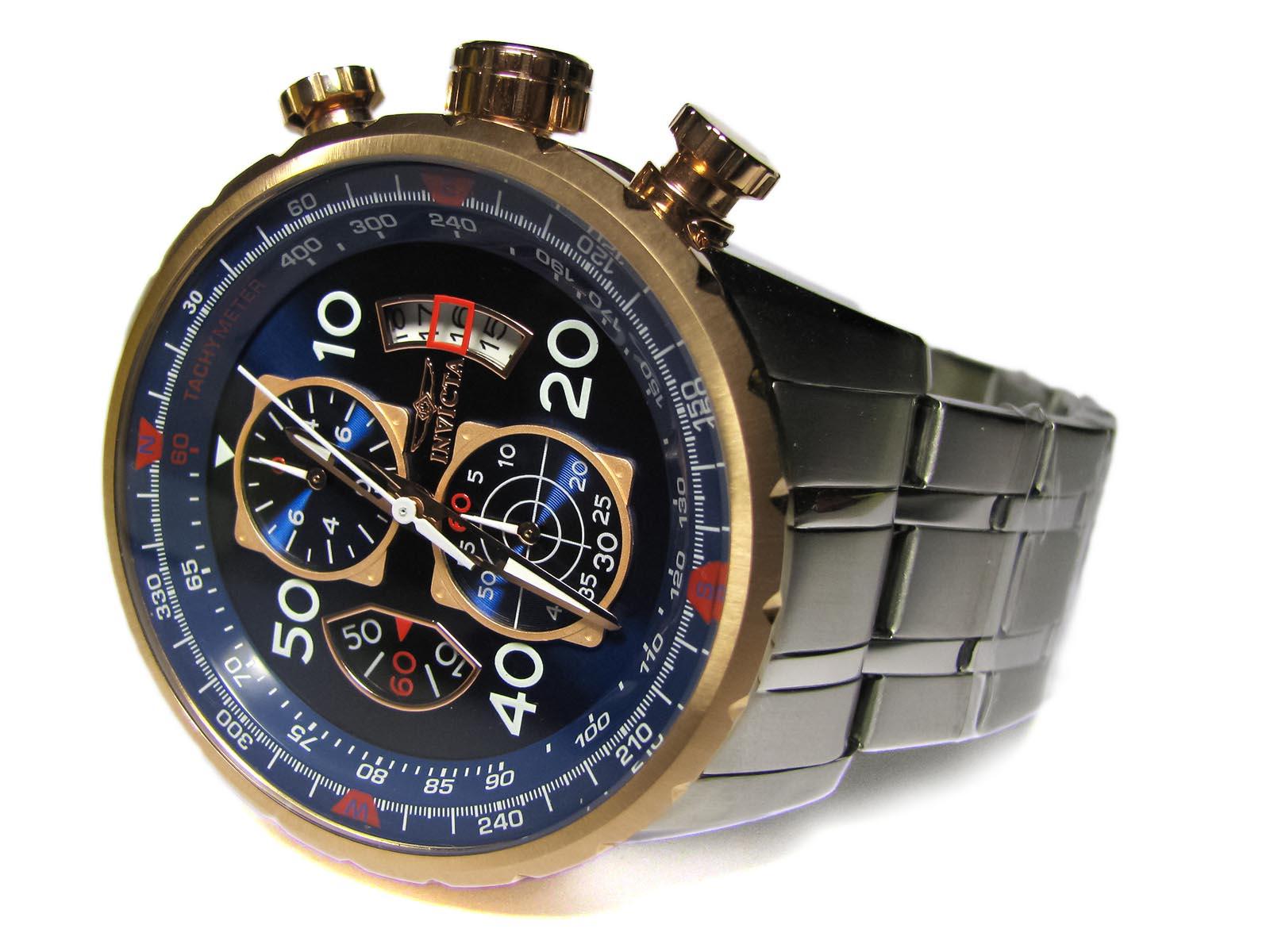Invicta 17203 Aviator Watch ⋆ High Quality Watch Gallery