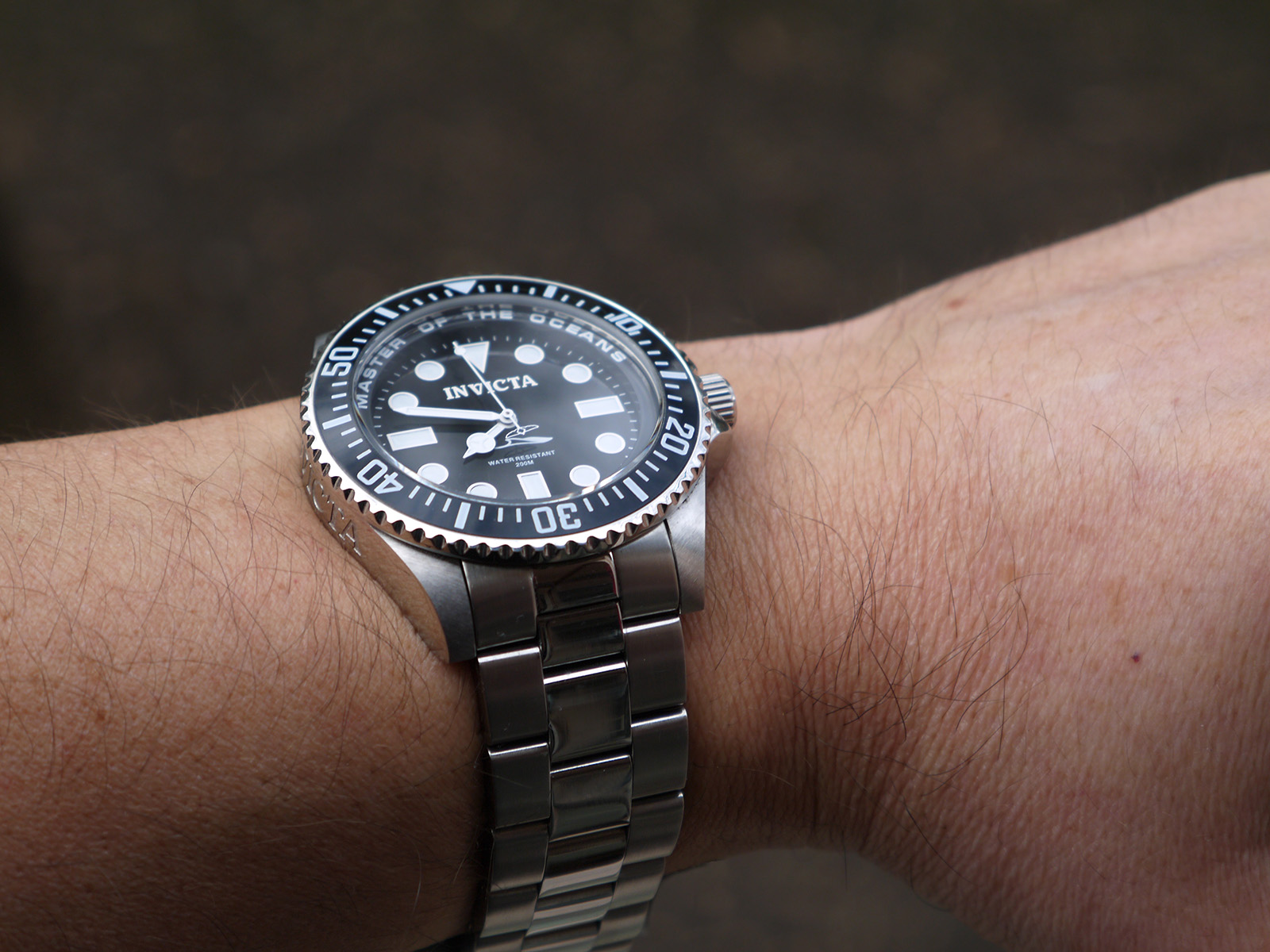 Invicta 20119 Pro Diver Master Of The Oceans Watch ⋆ High