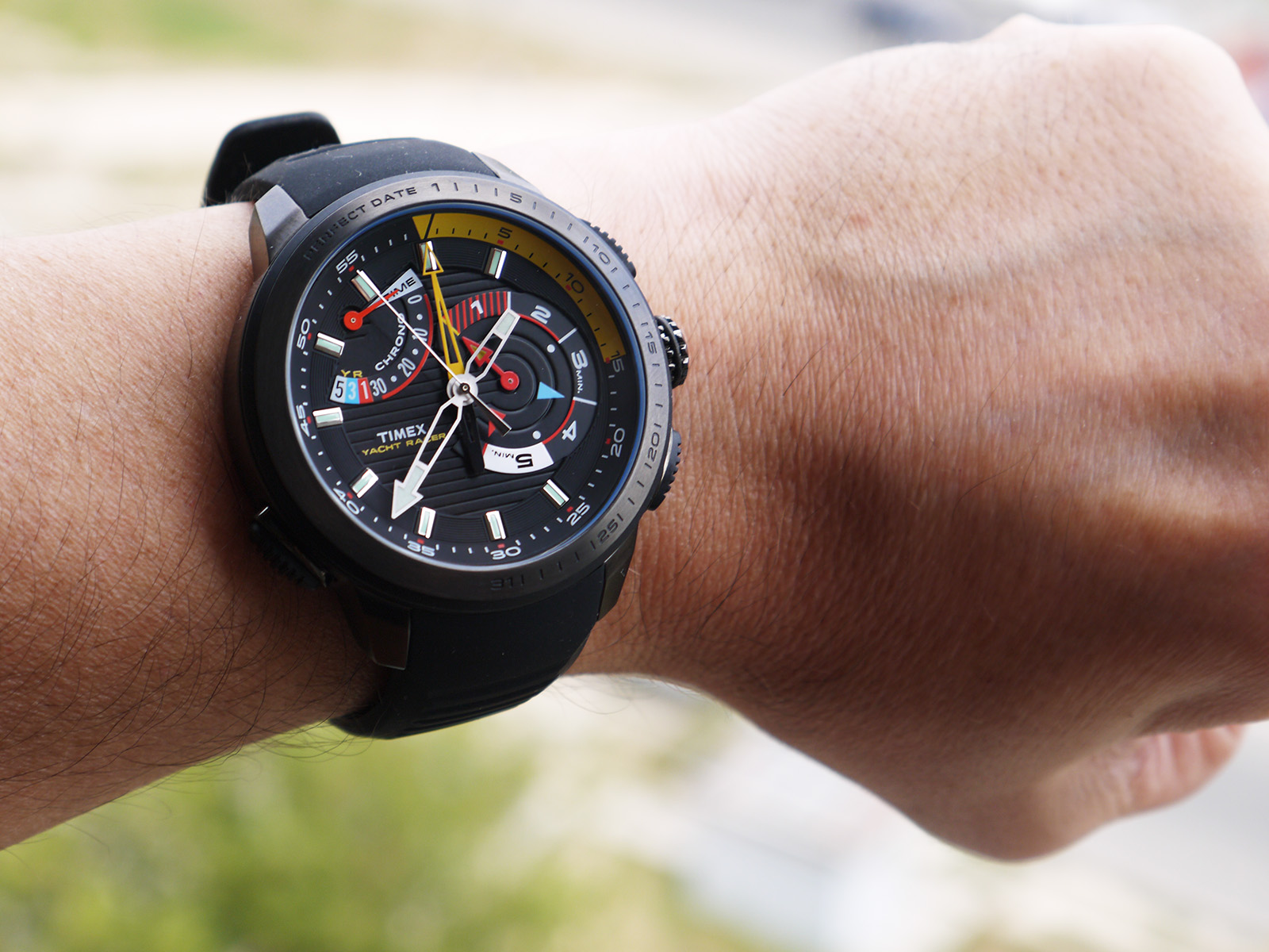 77184fda3741 Часы Timex Tw2P44300 Yacht Racer ⋆ High Quality Watch Gallery