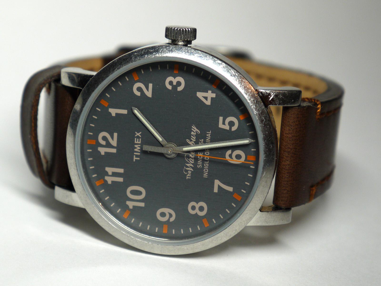 Timex Tw2p58700 Waterbury Watch ⋆ High Quality Watch Gallery