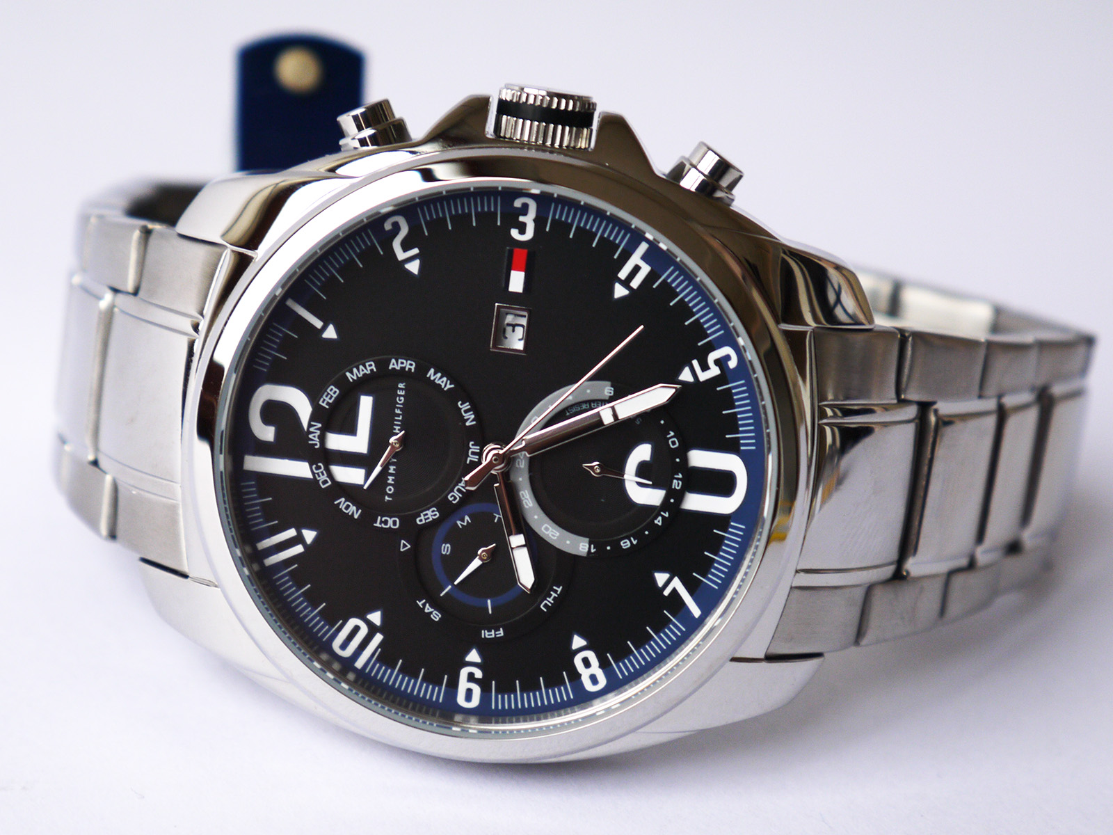 tommy hilfiger 1790831 sport watch high quality watch. Black Bedroom Furniture Sets. Home Design Ideas