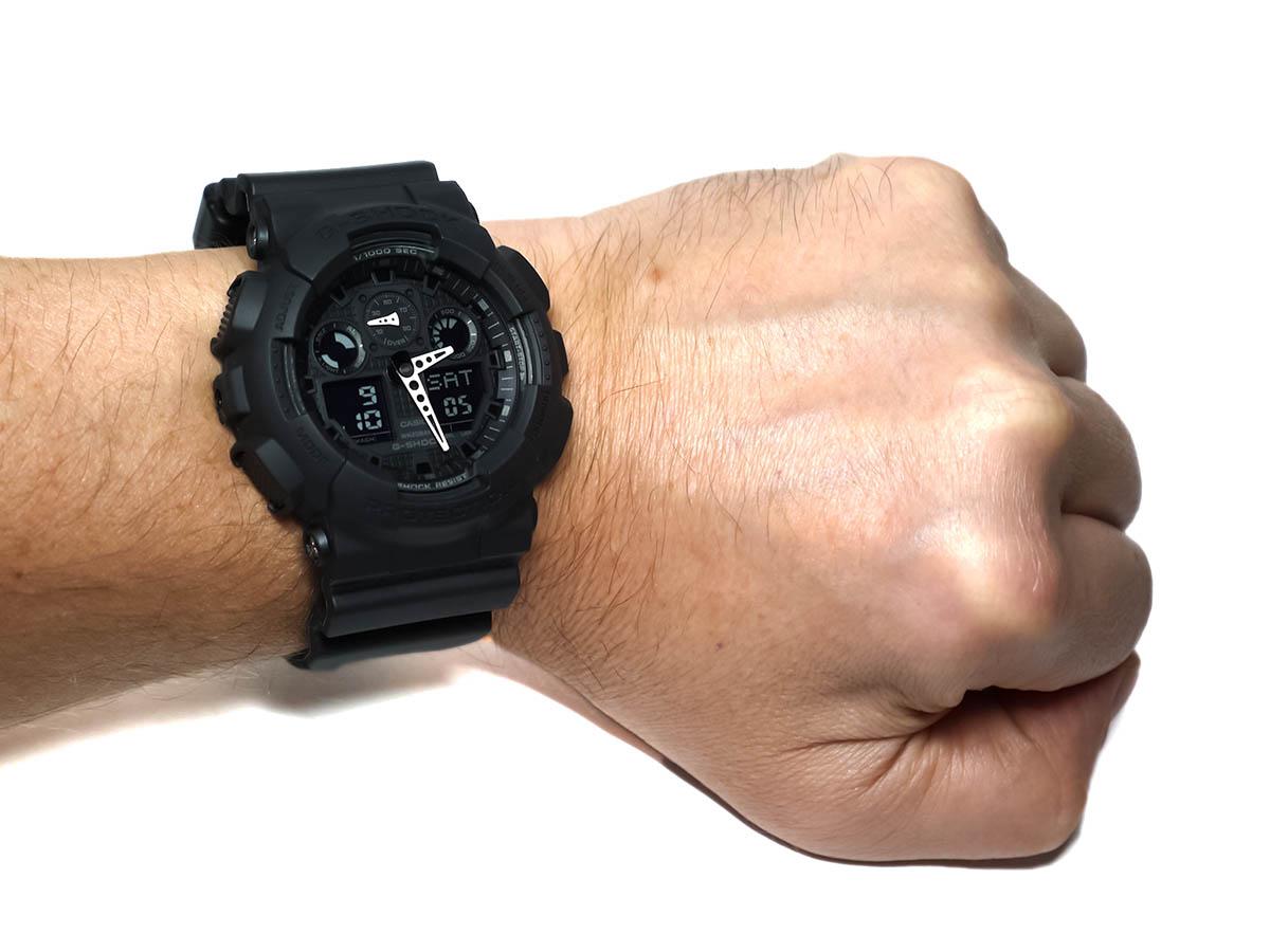 Casio Ga 100 1a1 G Shock Watch High Quality Gallery 100l 1a