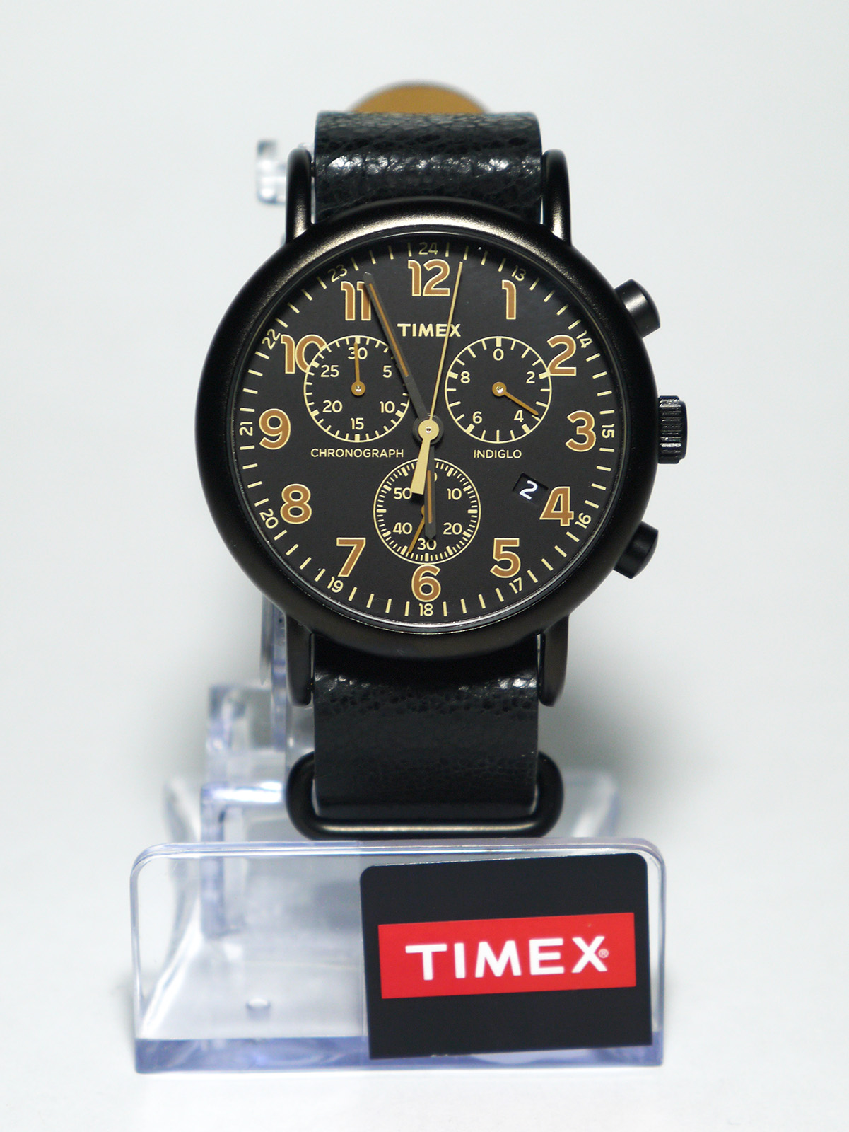 Timex Twc068500 Weekender Chrono Watch ⋆ High Quality