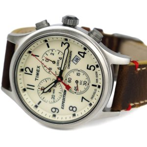 Timex TW4B04300 Expedition Scout Chronograph Analog Quartz Watch