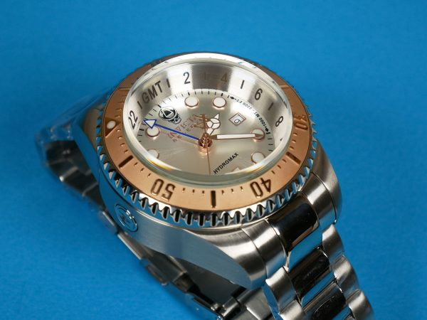 Invicta 16964 Reserve 1000 Meters Hydromax GMT Swiss Movement Watch