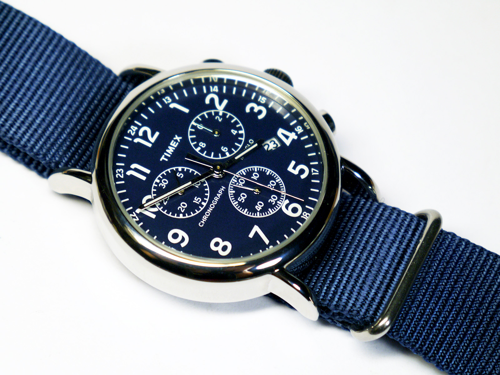 Timex Tw2p71300 Weekender Watch High Quality Gallery Fairfield Chronograph Tw2r37800 Original Imex Collection Blue With Nylon Band