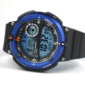 Casio SGW-600H-2ACF Compass Thermometer Watch