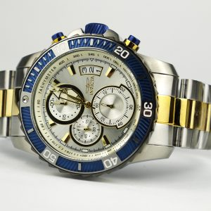 Invicta 23994 Pro Diver Quartz Stainless Steel Casual Two Tone Watch