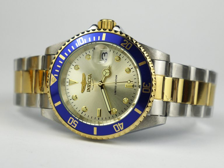 Invicta ILE8928OBASYB Limited Edition Pro Diver Two-Tone Automatic Watch