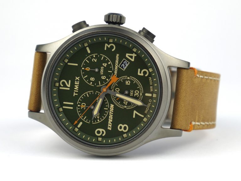 Timex TW4B04400 Expedition Scout Chronograph Analog Quartz Watch