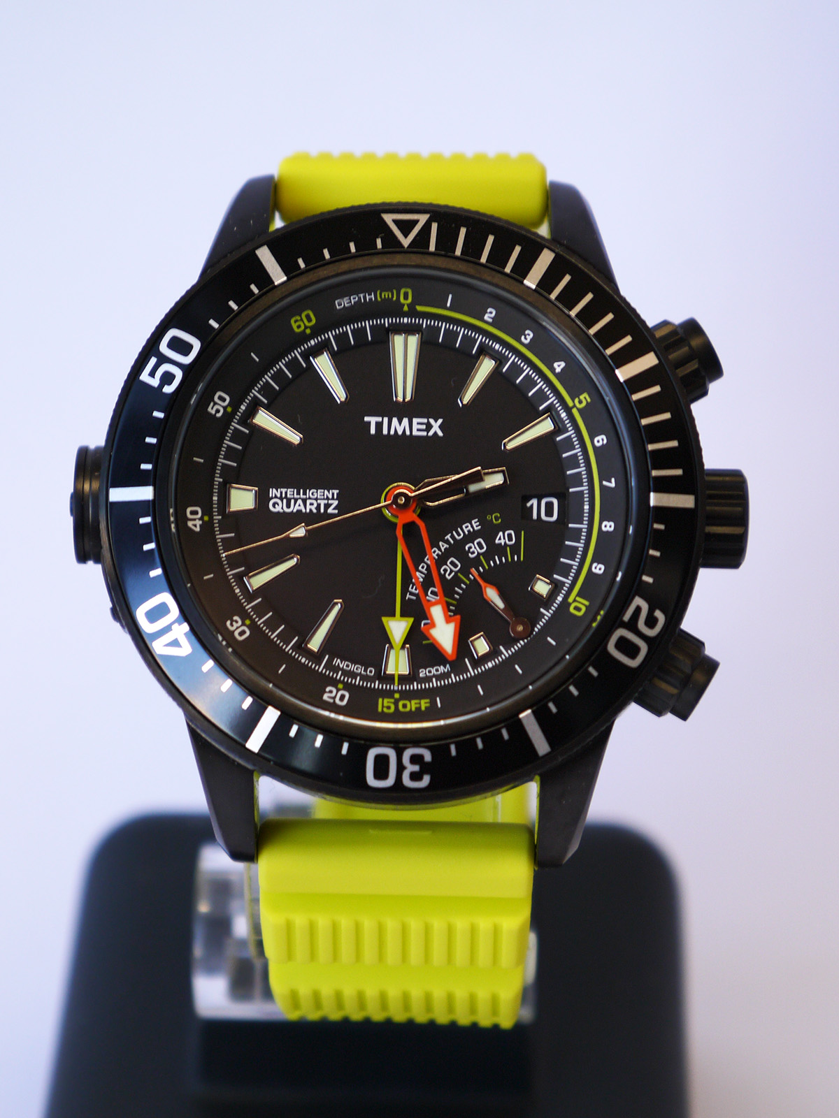 Timex T2N958 Intelligent Quartz