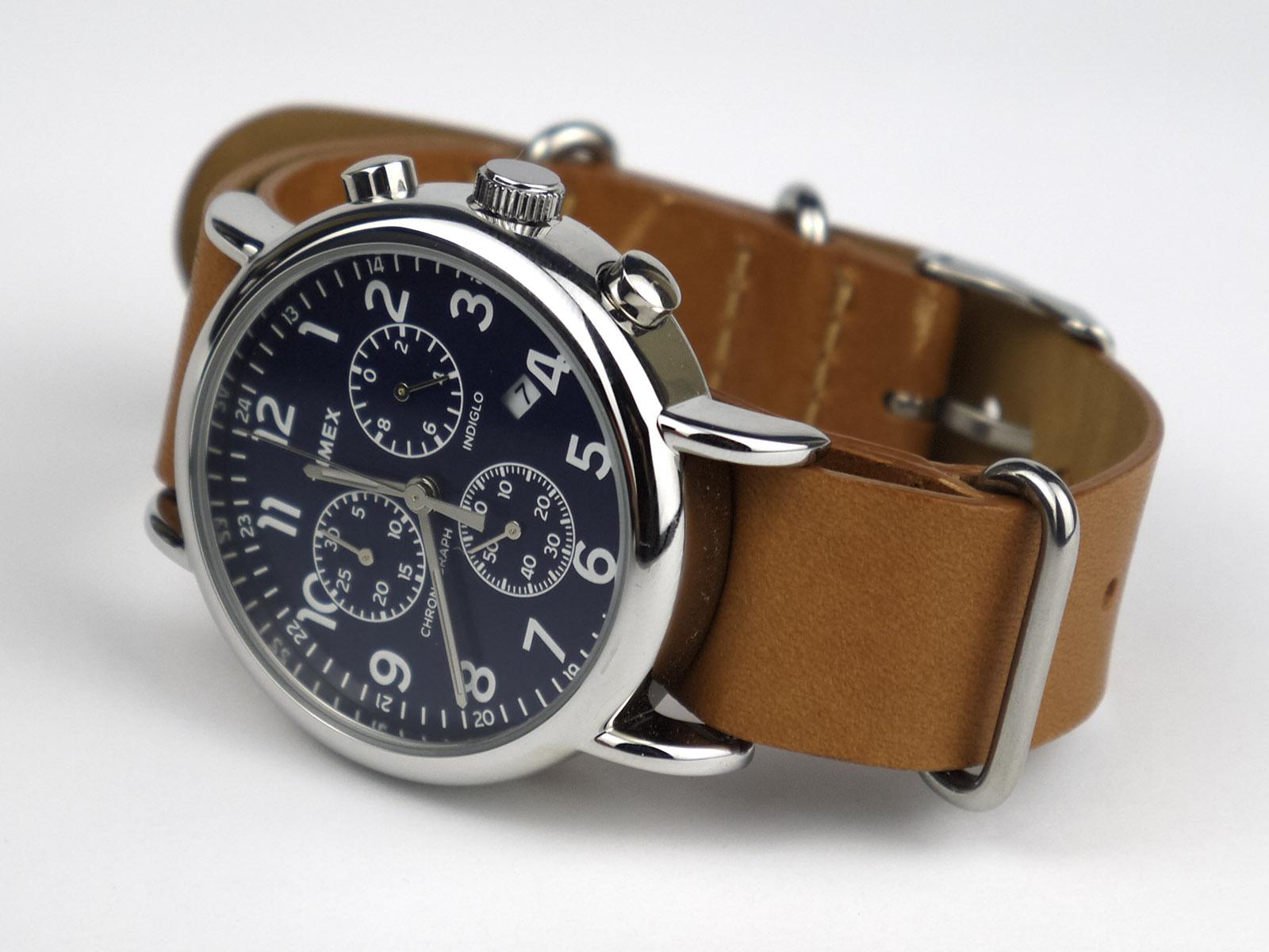 Timex Tw2p62300 Weekender Watch ⋆ High Quality Watch Gallery
