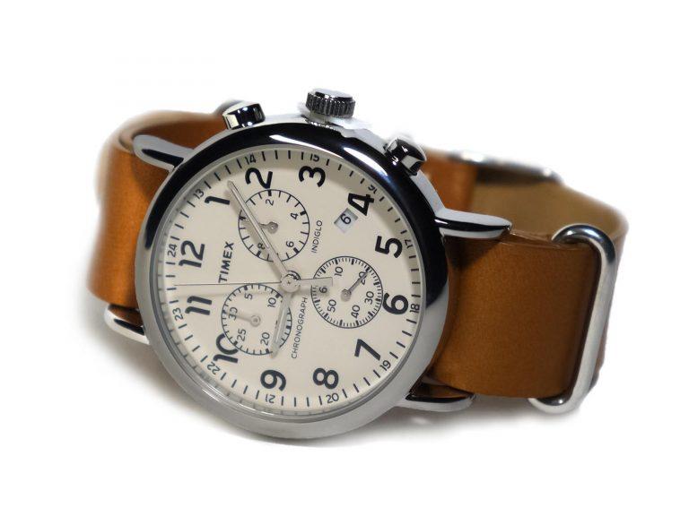 Timex Twc063500 Weekender Chrono Watch ⋆ High Quality