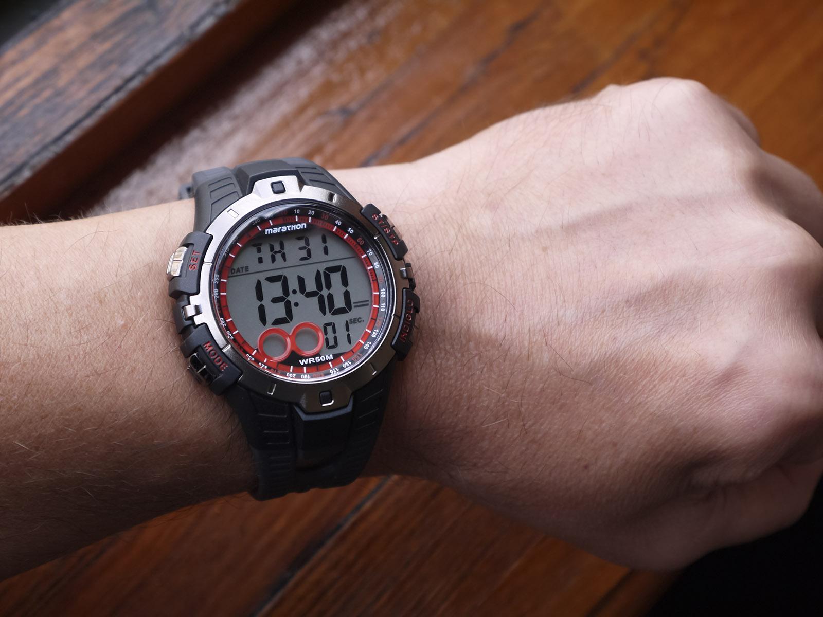 Timex T5K423 Marathon Watch  High Quality Watch Gallery-4878