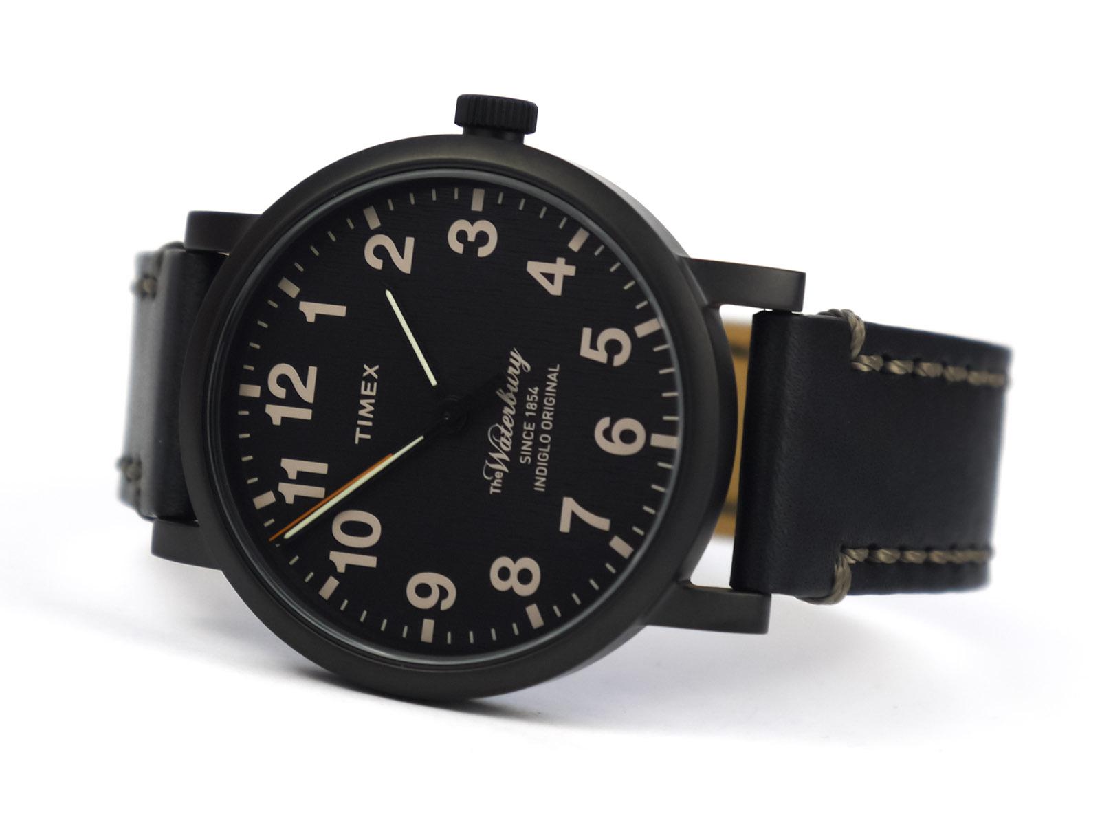 Timex Tw2P59000 Waterbury Watch