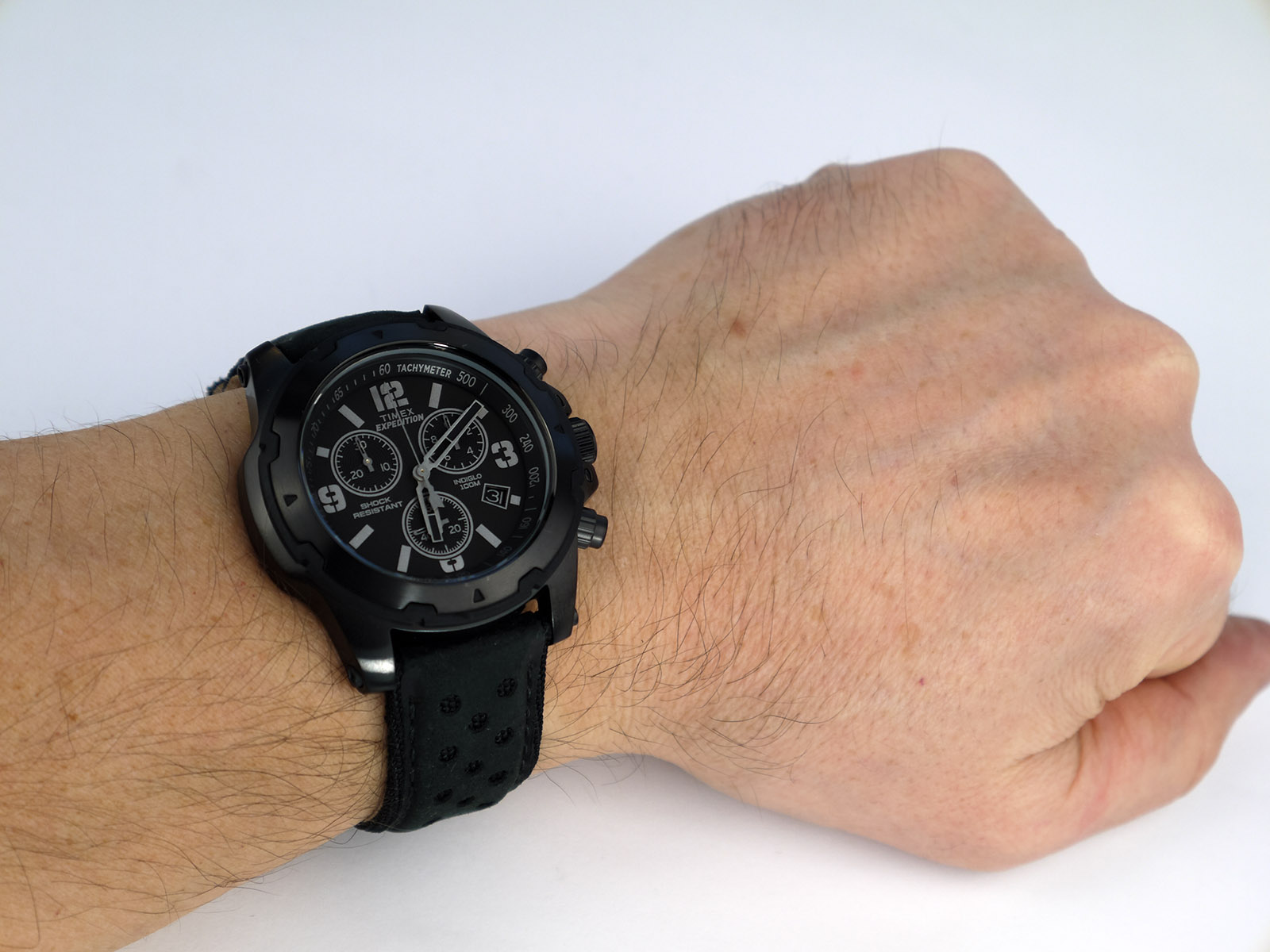 4707e4ea748 Timex Tw4B01400 Expedition Shock Black Watch ⋆ High Quality Watch ...