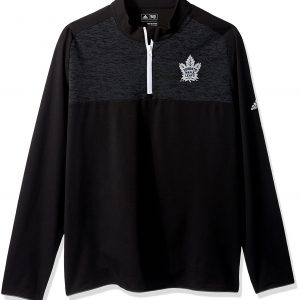 Adidas NHL Toronto Maple Leafs Climawarm Pullover 1/4 Zip