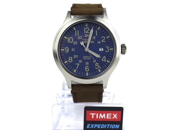 Timex Tw4B06400 Expedition Scout 43 Watch