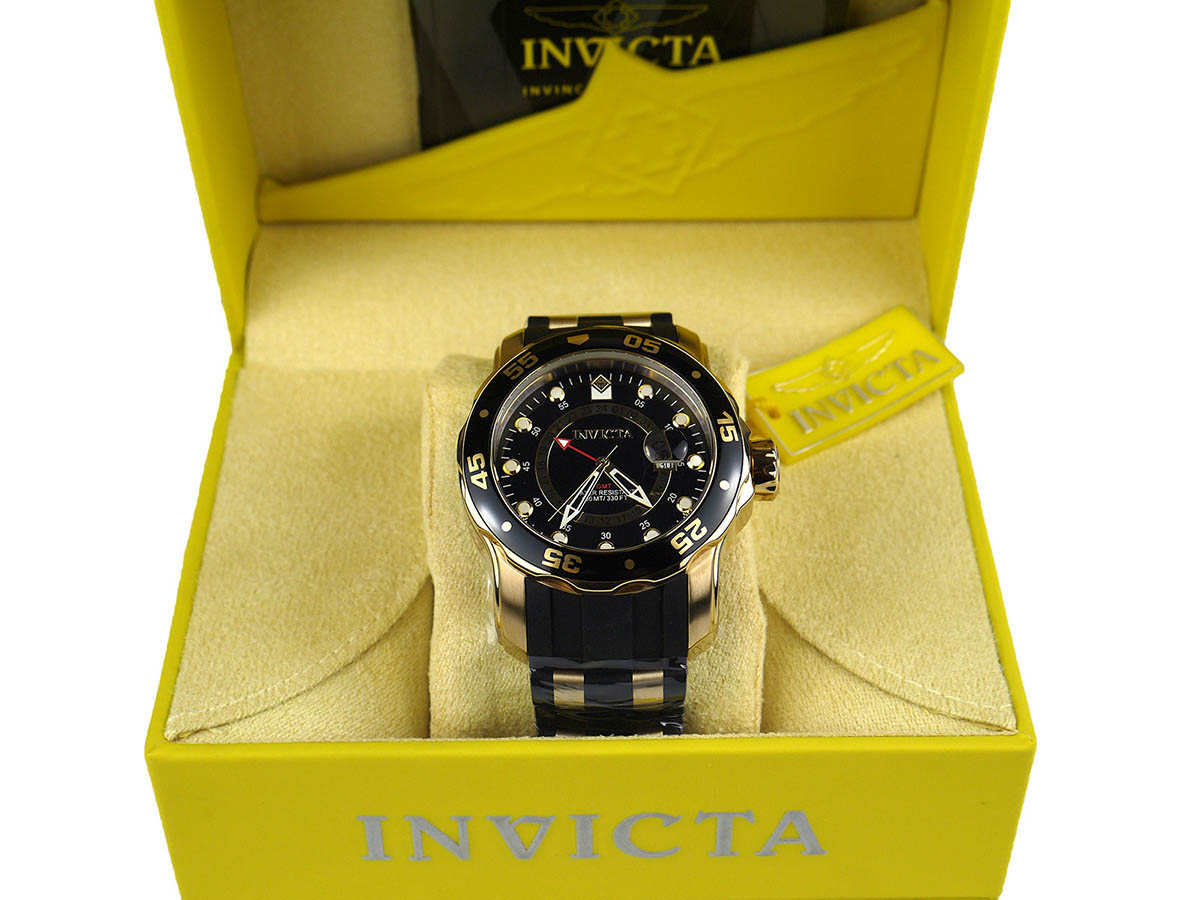 d5fcabc371dd Часы Invicta 6991 Pro Diver Collection GMT ⋆ High Quality Watch Gallery