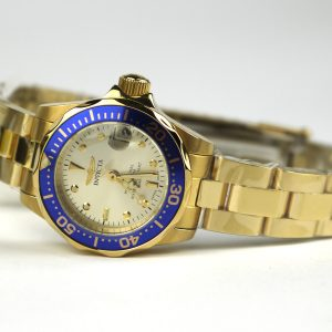 Invicta Women's 4610 Pro Diver Collection 18k Gold-Plated Watch