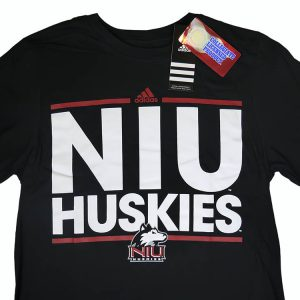 Adidas NCAA NUI Northern Illinois Huskies Tee