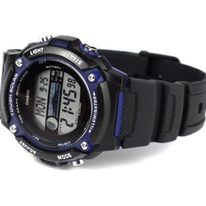 Casio W-S210H-1AV Tough Solar Tide and Moon Graph Watch