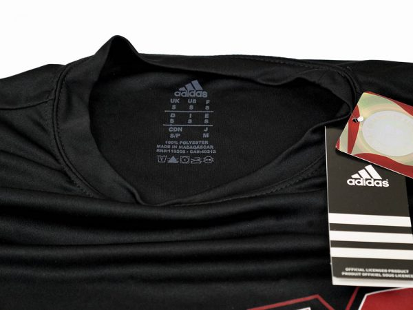 Adidas NCAA Miami (Ohio) Redhawks Tee Black