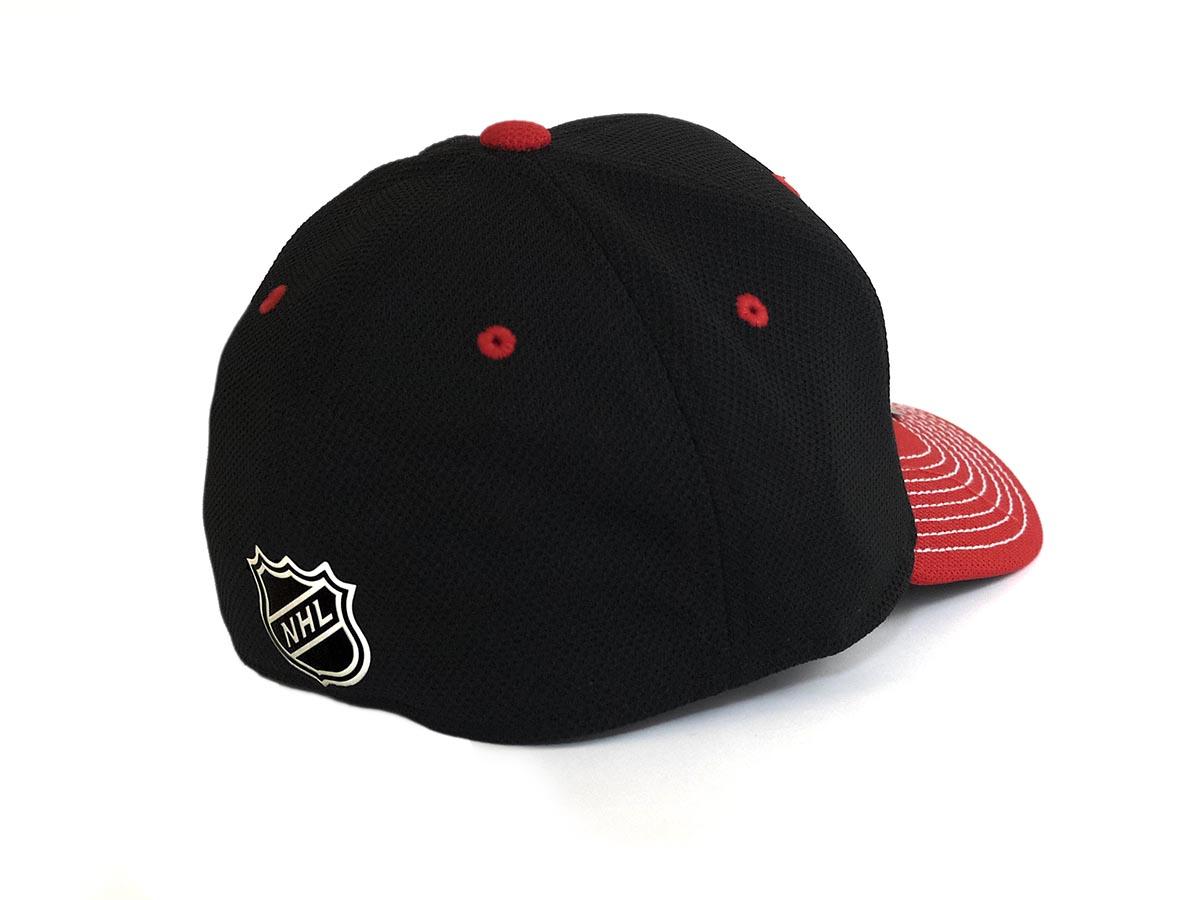 buy popular abdaa 021ab ... closeout cap adidas nhl carolina hurricanes locker room structured flex  black cap 660b4 ef341