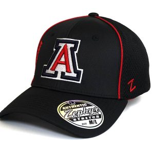 Cap Z NCAA Arizona Wildcats Punisher Black