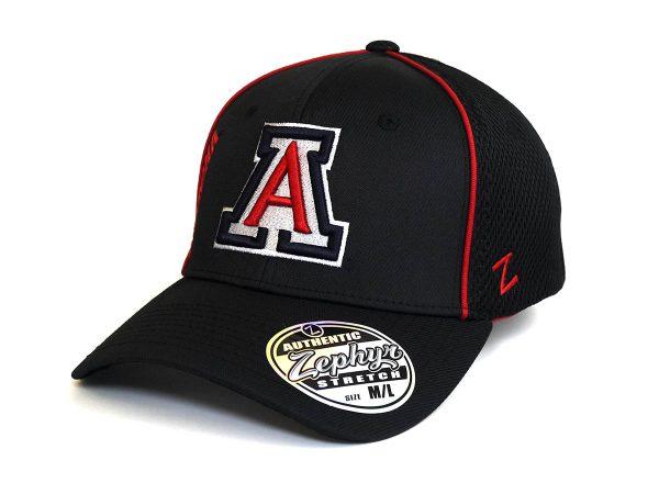 Cap Z NCAA Arizona Wildcats Punisher Black