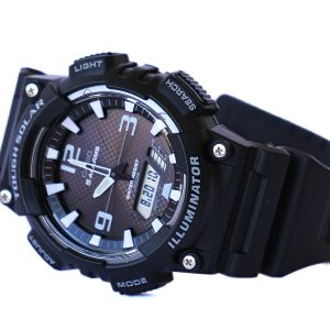 Casio AQ-S810-1V Digi-Analog Solar Sport Watch