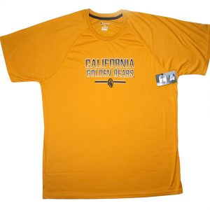 Champion NCAA California Golden Bears Tee Gold