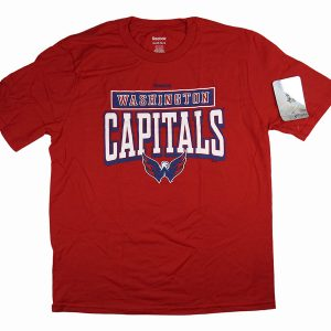 Reebok NHL Washington Capitals Youth Tee Red