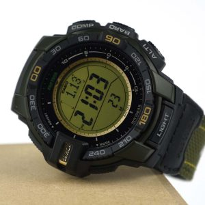 Casio PRG-270B-3CR PRO TREK Green Watch