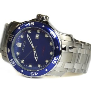 Invicta 23631 Pro Diver Automatic Blue Dial Watch