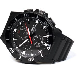 Casio MRW-400H-1AV Black Watch_02
