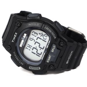 Timex T5K196 Ironman Triathlon Shock Watch