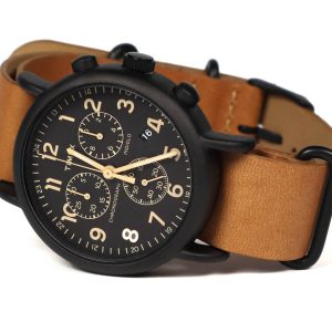 Timex Tw2P97500 Weekender Chronograph 40mm Watch