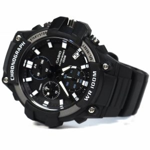 Casio MCW-110H-1AV Heavy Duty Quartz Casual Watch