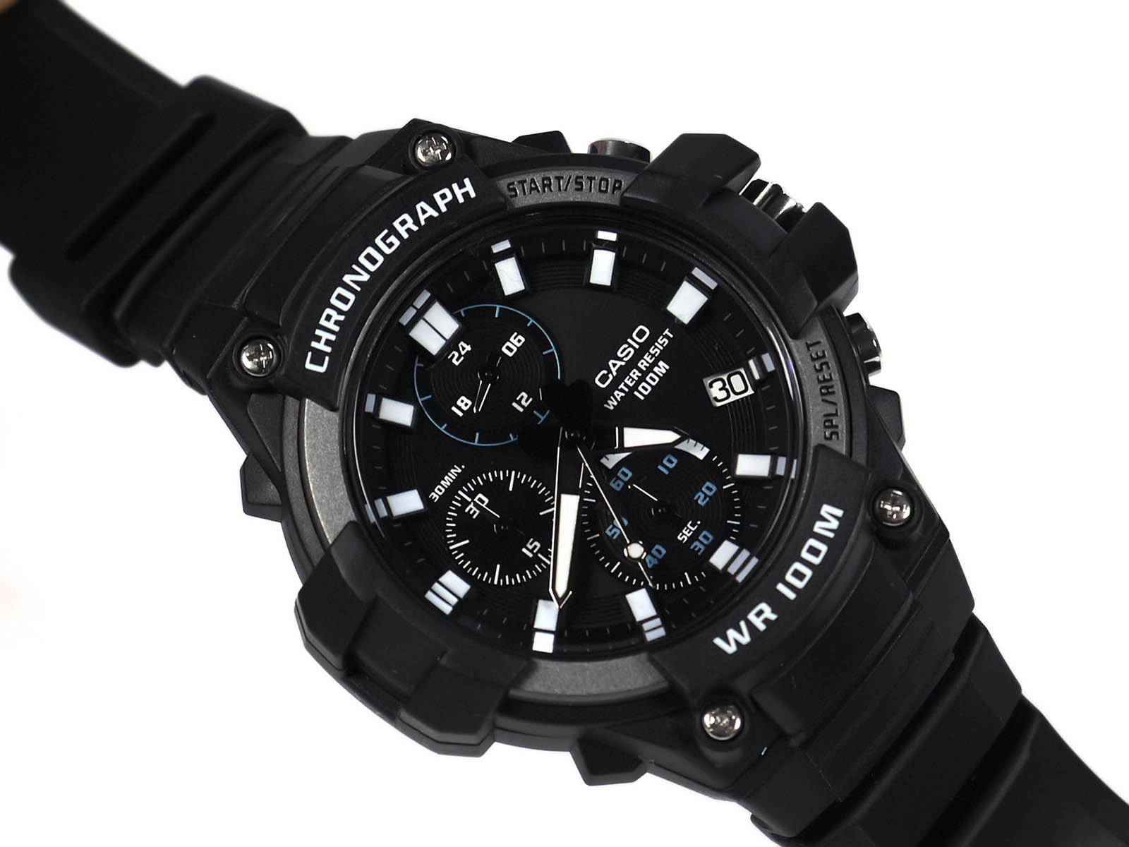 4120855ea55 Casio MCW-110H-1AV Watch ⋆ High Quality Watch Gallery