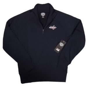 OTS NHL Washington Capitals Fleece Pullover Navy