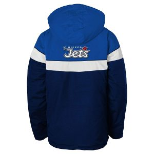 Outerstuff NHL Winnipeg Jets Youth Parka