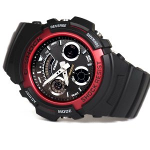 Casio AW-591-4ADR G-Shock Watch