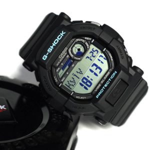 Casio G-Shock GD-350-1CCR watch