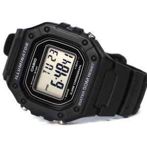 Casio W-218H-1AV Classic Watch