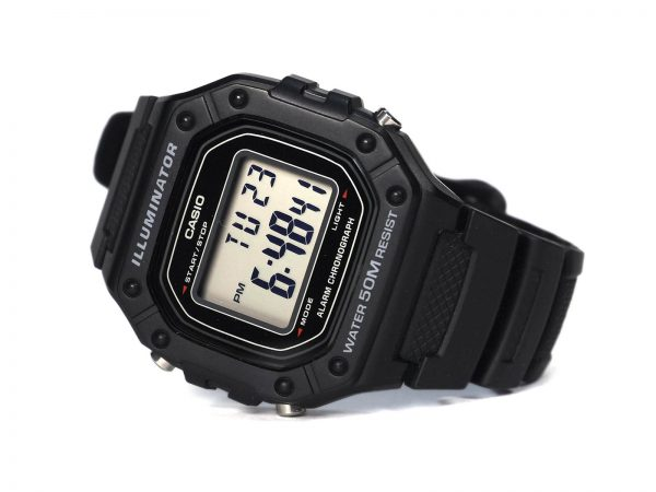 Casio W-218H-1AV Classic Watch