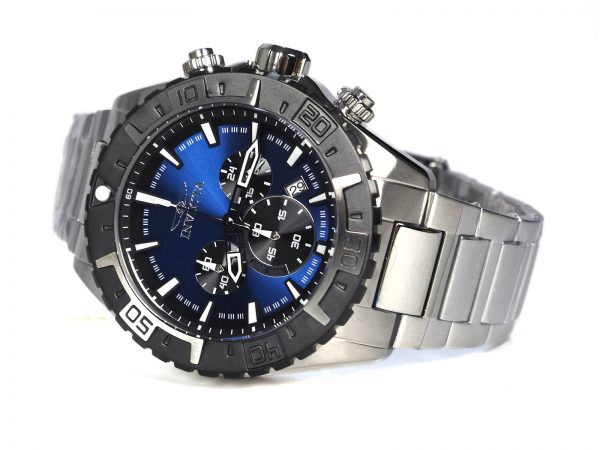 Invicta 22526 Aviator Blue Dial Watch